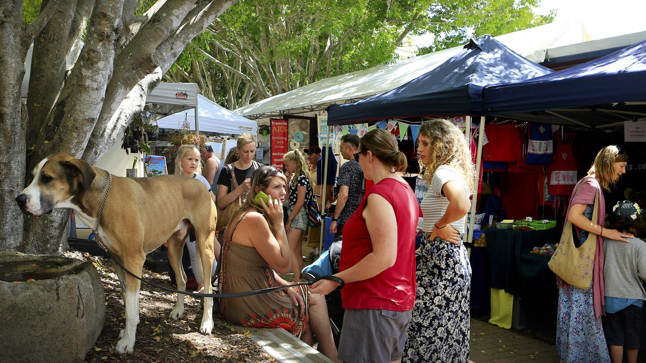 The markets run on Wednesdays and Saturdays. Photo: Megan Slade