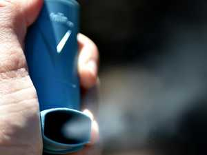 'People can die': Asthmatic forced to hospital for treatment