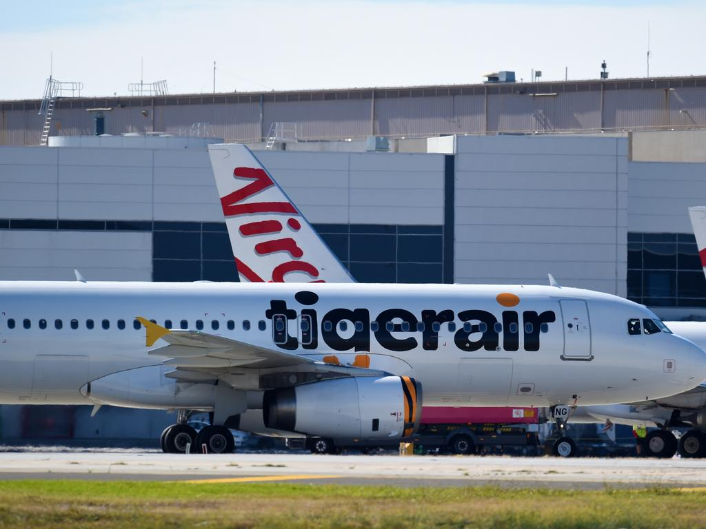 Virgin Australia and its subsidiary Tigerair. Picture: Supplied