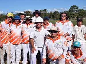 The top performers for South Burnett Cricket
