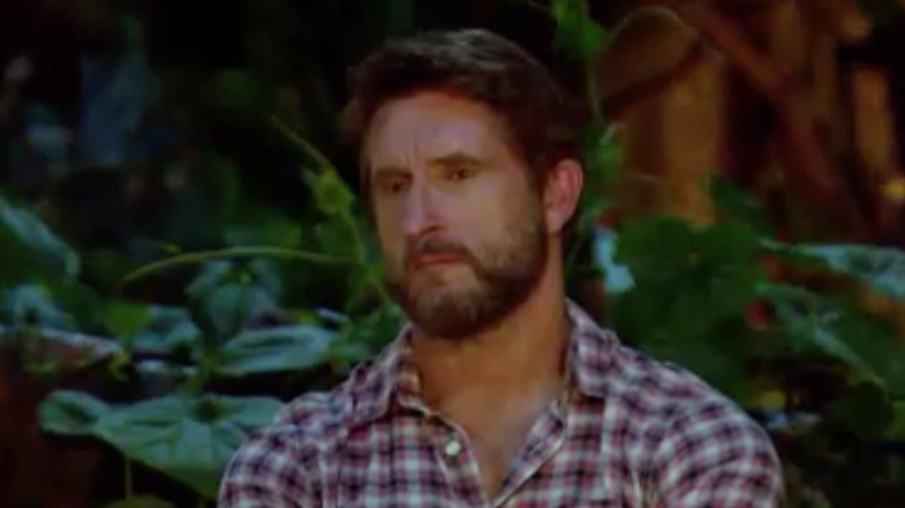 Jonathan Lapaglia on Survivor Australia