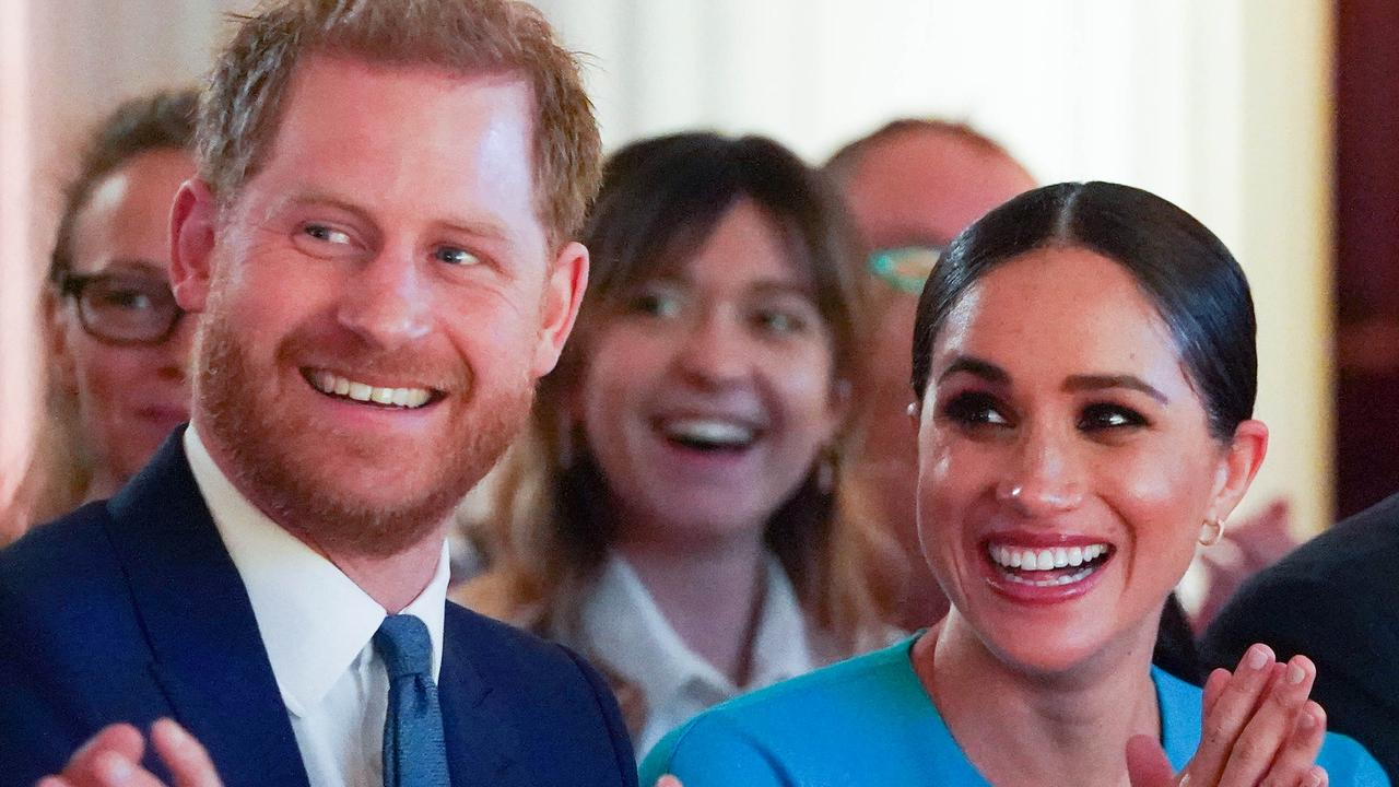 Prince Harry and Meghan are in demand. Picture: Paul Edwards – WPA Pool/Getty Images