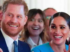Simpsons producers want Harry and Meghan