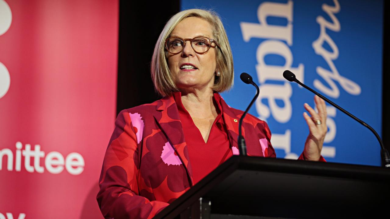 Lucy Turnbull. Picture: Adam Yip