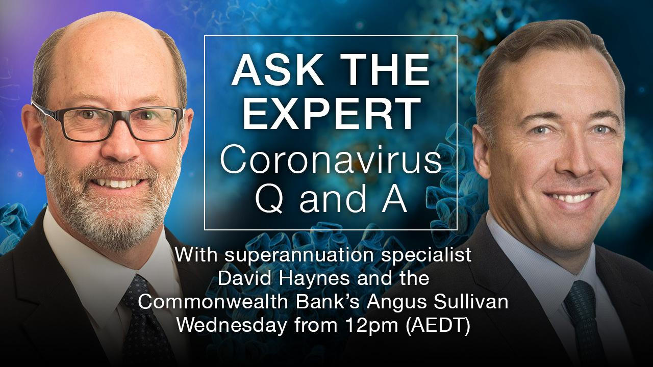 Two experts will help answer your money questions.