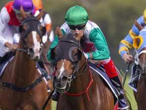 Horse racing back on after jockey tests negative