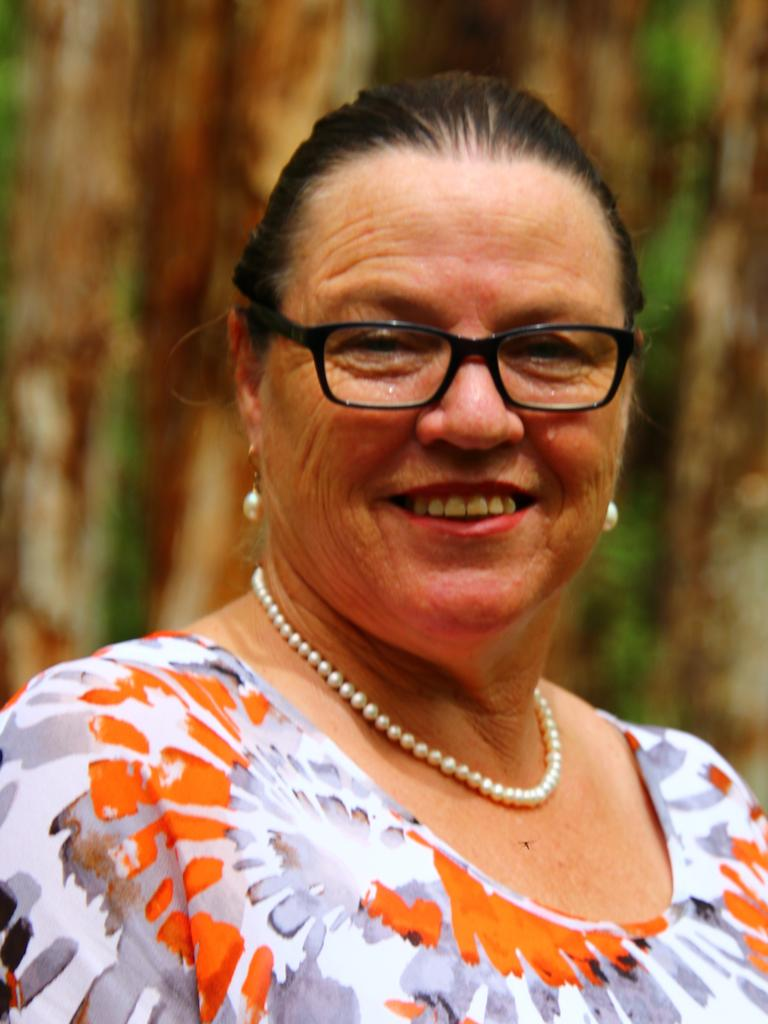 Gladstone Regional Council election candidate Lorraine 'Lori' May.