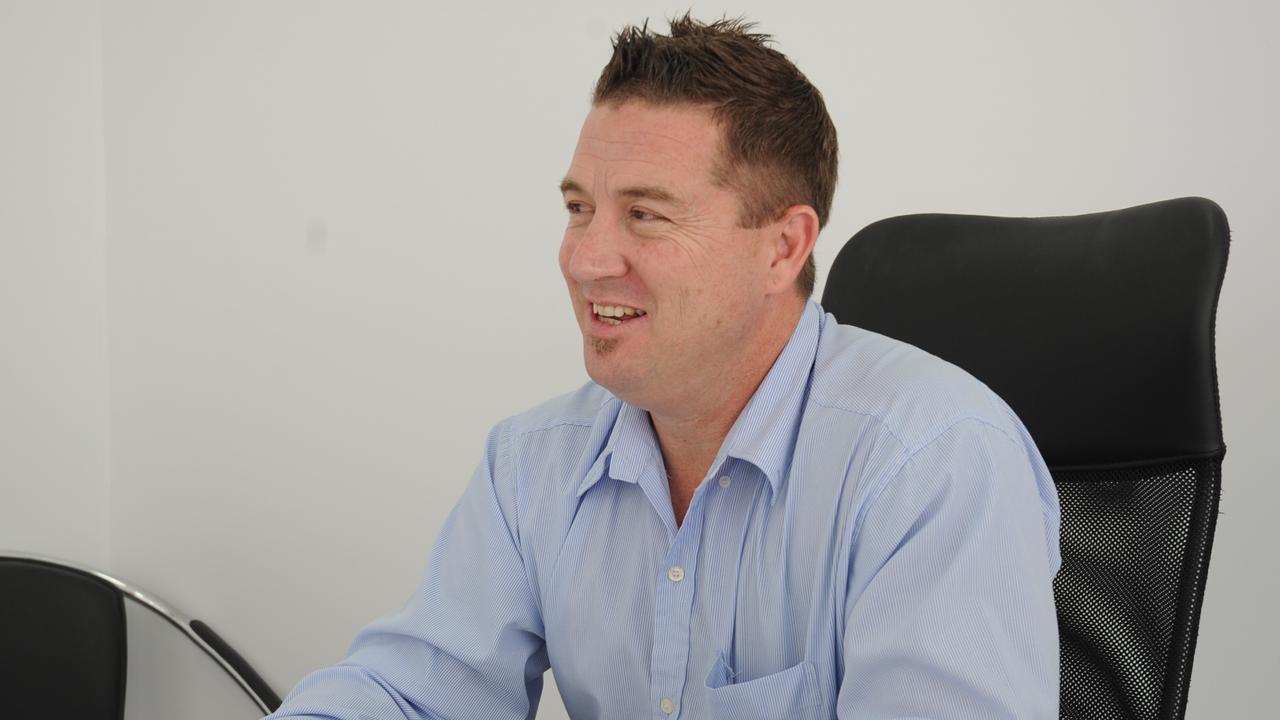 Ray White Maryborough's Principal, Guy Meredith.Photo: Valerie Horton / Fraser Coast Chronicle