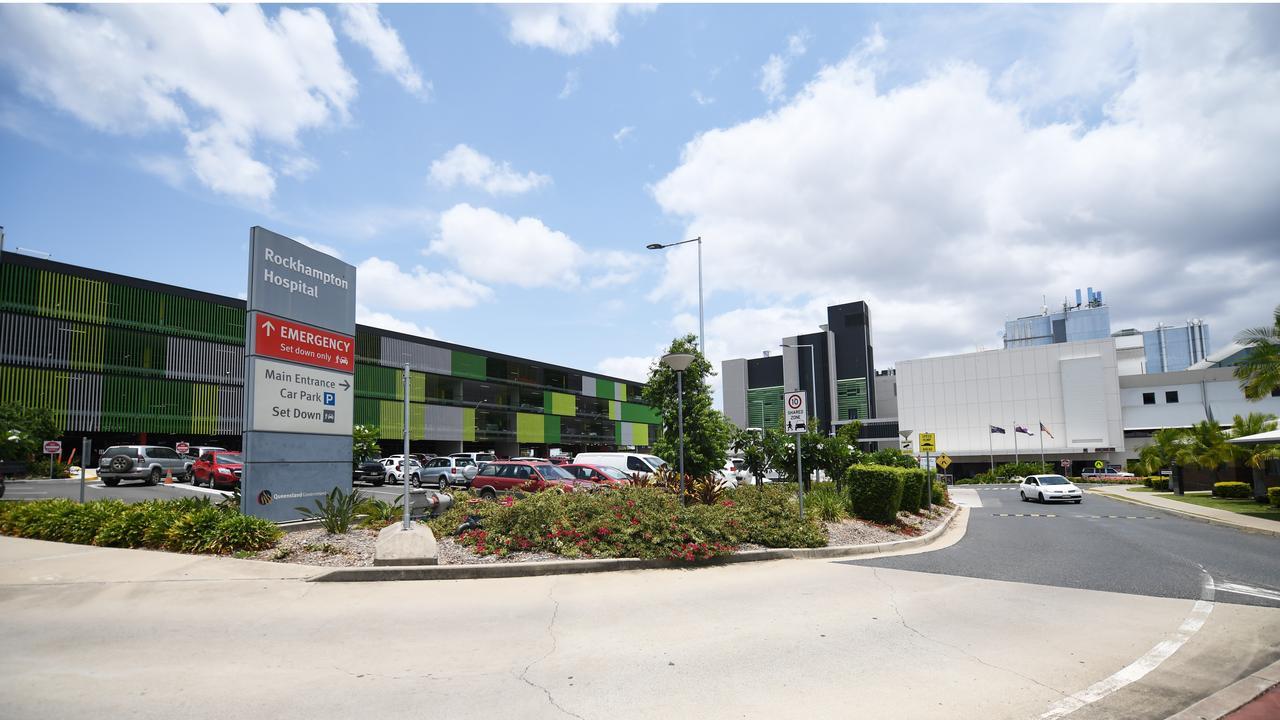 Rockhampton Hospital. Generic