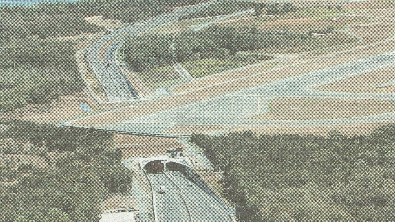 The Tugun bypass has slashed travel times for southbound motorists when it was opened.