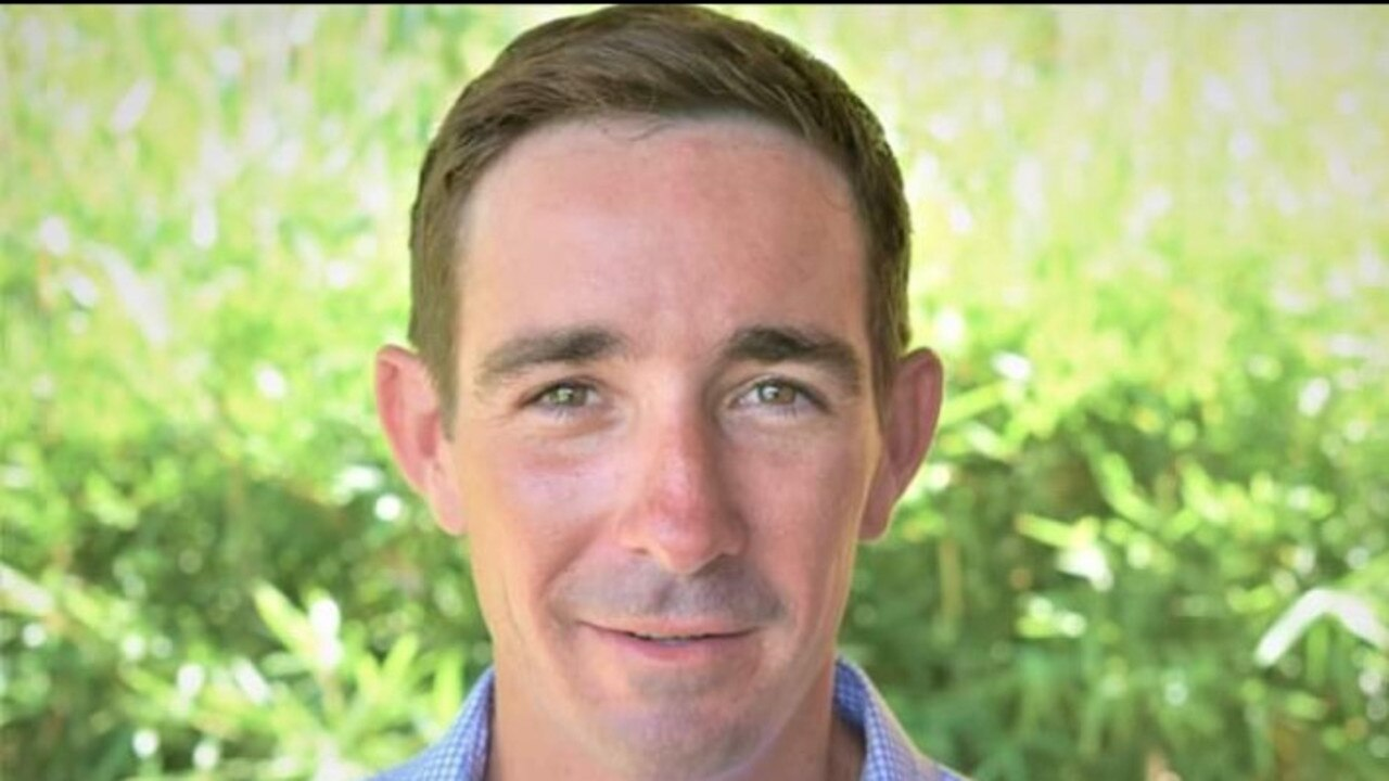 Lachlan Queenan will run for the Division 2 seat in the upcoming council elections.