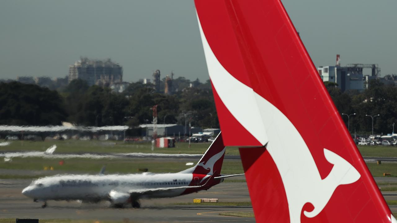 Qantas Suspends International Flights Following Government Travel Advice Over Coronavirus