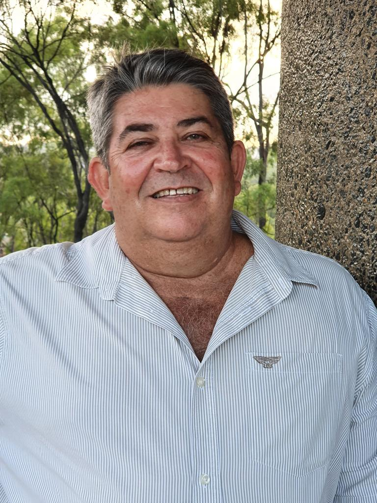 Gladstone Regional Council election candidate Mick McAullay.