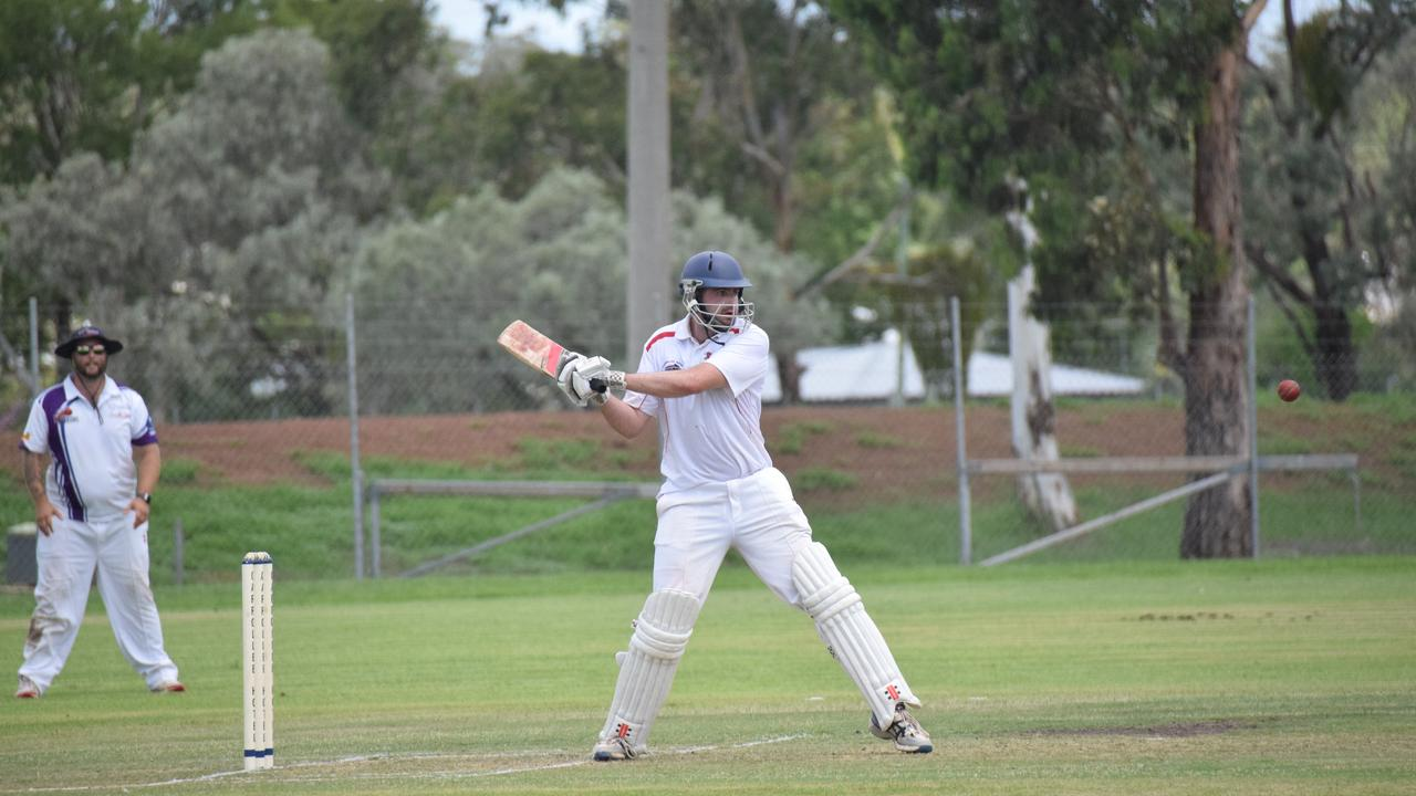 Luke Smith hit the most runs for the Devils, finishing the season on 331. (Picture: Tristan Evert)