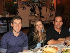 Nitelife: Josh Dean, (left) Kelly Munyard and Karl