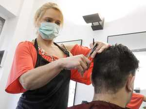 'Since when did you need a haircut to survive a pandemic?'
