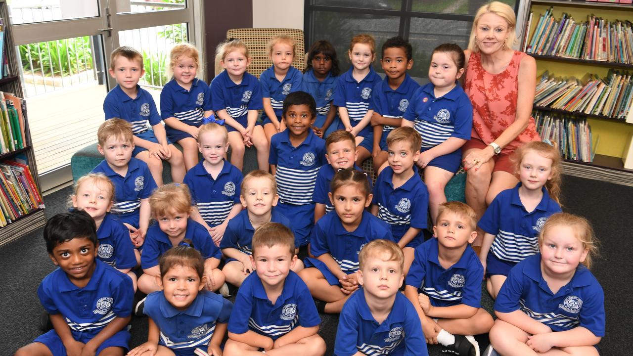 PREP 2020: Frenchville State School Prep G.
