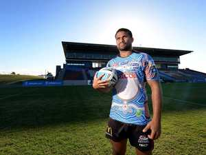 Cutters coach feeling at home in Mackay