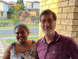 Neighbours offer help amid coronavirus pandemic