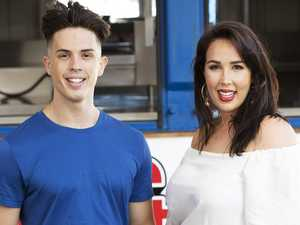 Jake and Elle react to 'bittersweet' MKR win