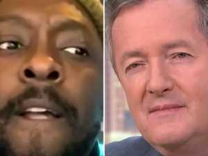 will.i.am's heated clash with Piers