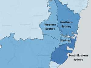 Corona-zones: NSW suburbs with most COVID-19 cases revealed