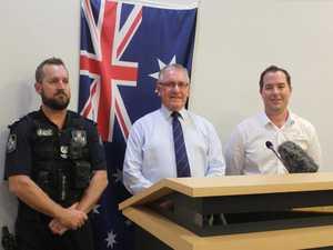 Mayor urges region to unite in 'unprecedented times'