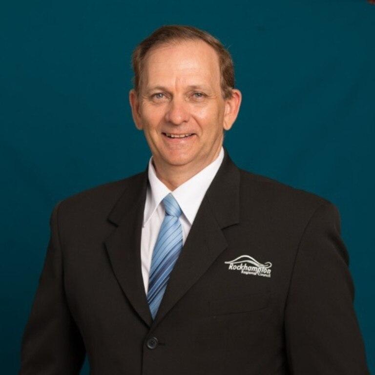 Division 3 candidate Cr Tony Williams