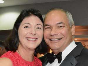 Gold Coast mayor's wife hurt at polling booth