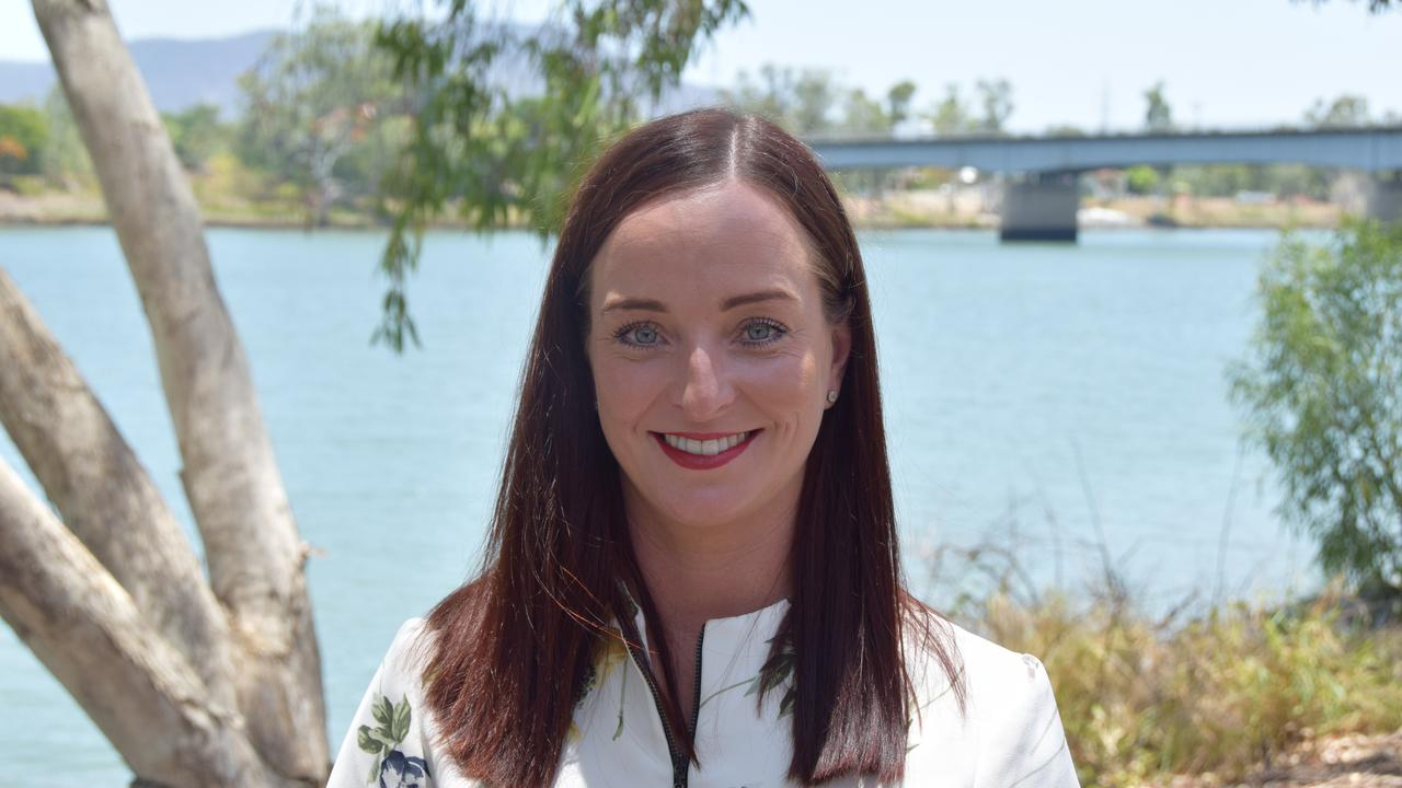 Keppel MP Brittany Lauga.