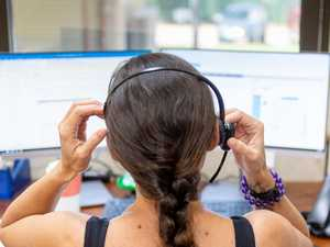 Call centres swamped with 'ineligible' telephone voters