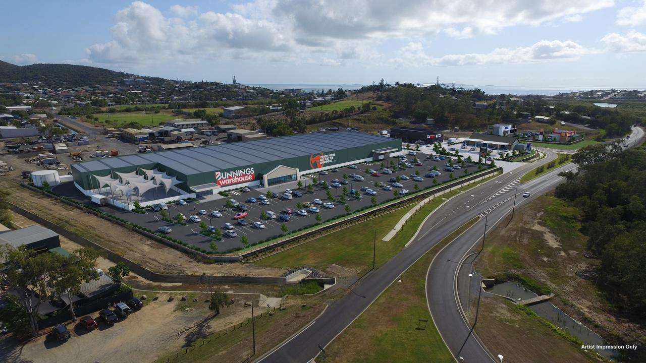 Centre tenants will also include Hungry Jacks, Gus's Coffee and a food and petrol outlet, Fresh Trading Co.