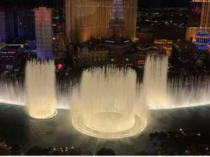 CORONAVIRUS: 'Surreal' day the lights went out in Las Vegas