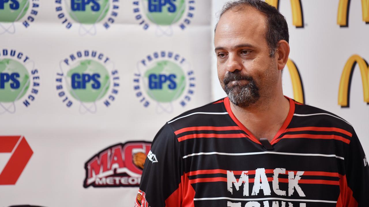 Mackay Basketball CEO Jason Borg. Picture: Tony Martin