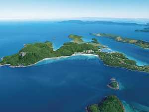 Infected UK tourist who stayed on island nabbed