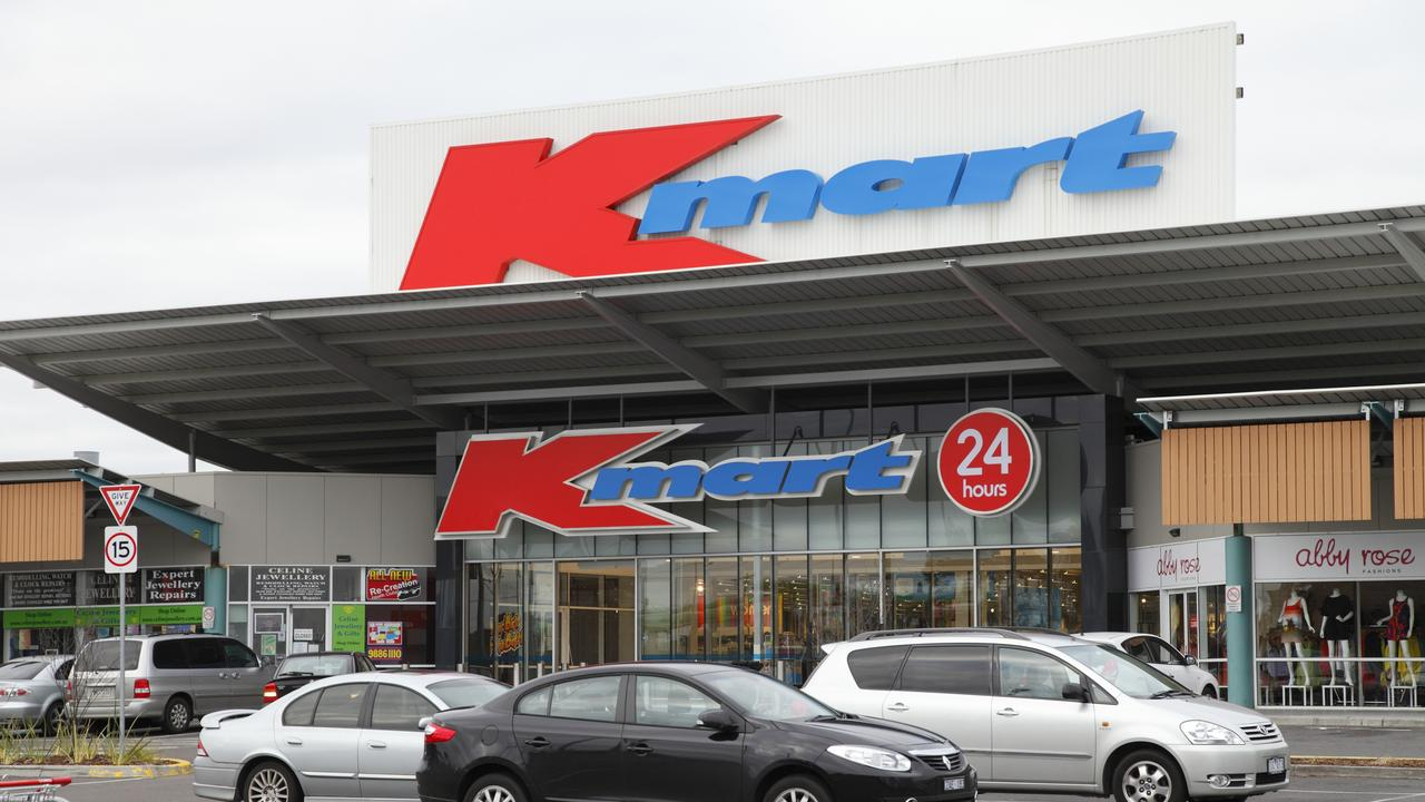 All New Zealand Kmart stores will shut. Picture: iStock