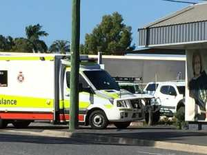 UPDATE: Man in hospital after workplace accident