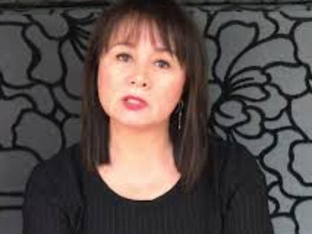 Sandy Chong, CEO of the Australian Hairdressing Council has slammed the government's decision, calling for hairdressers to be shut down. Picture: Facebook