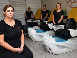 COVID-19 panic as salons swamped by clients