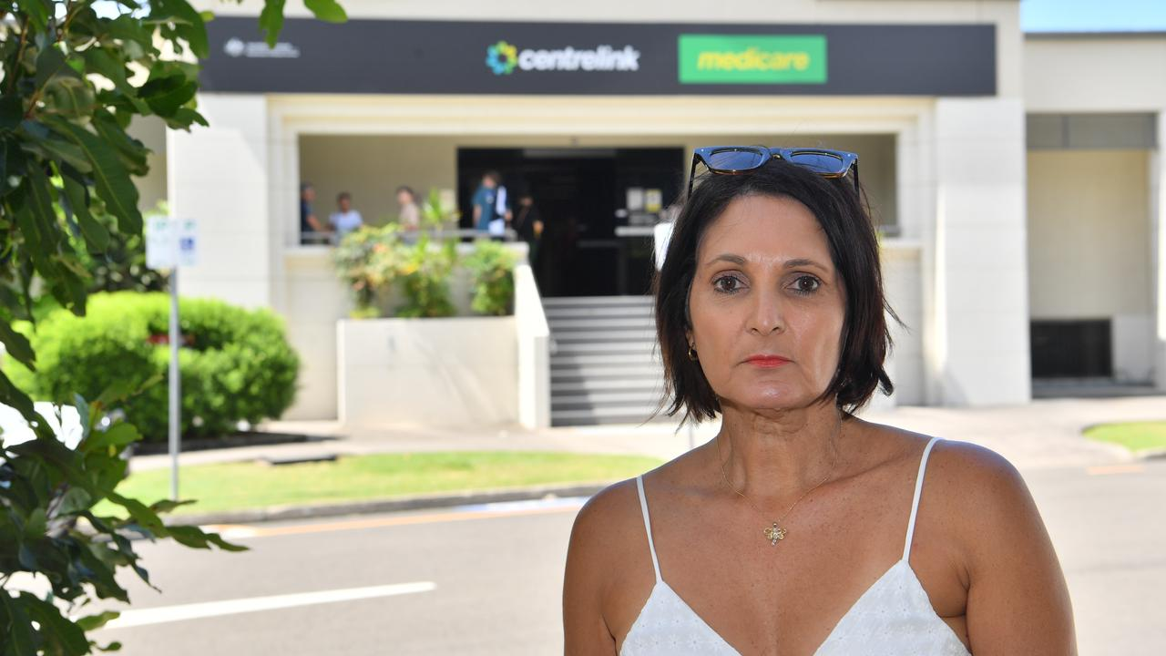 Michelle Jaynes was shocked on Monday morning to see parking officers targeting cars parked around Centrelink in Maroochydore. Photo: John McCutcheon / Sunshine Coast Daily