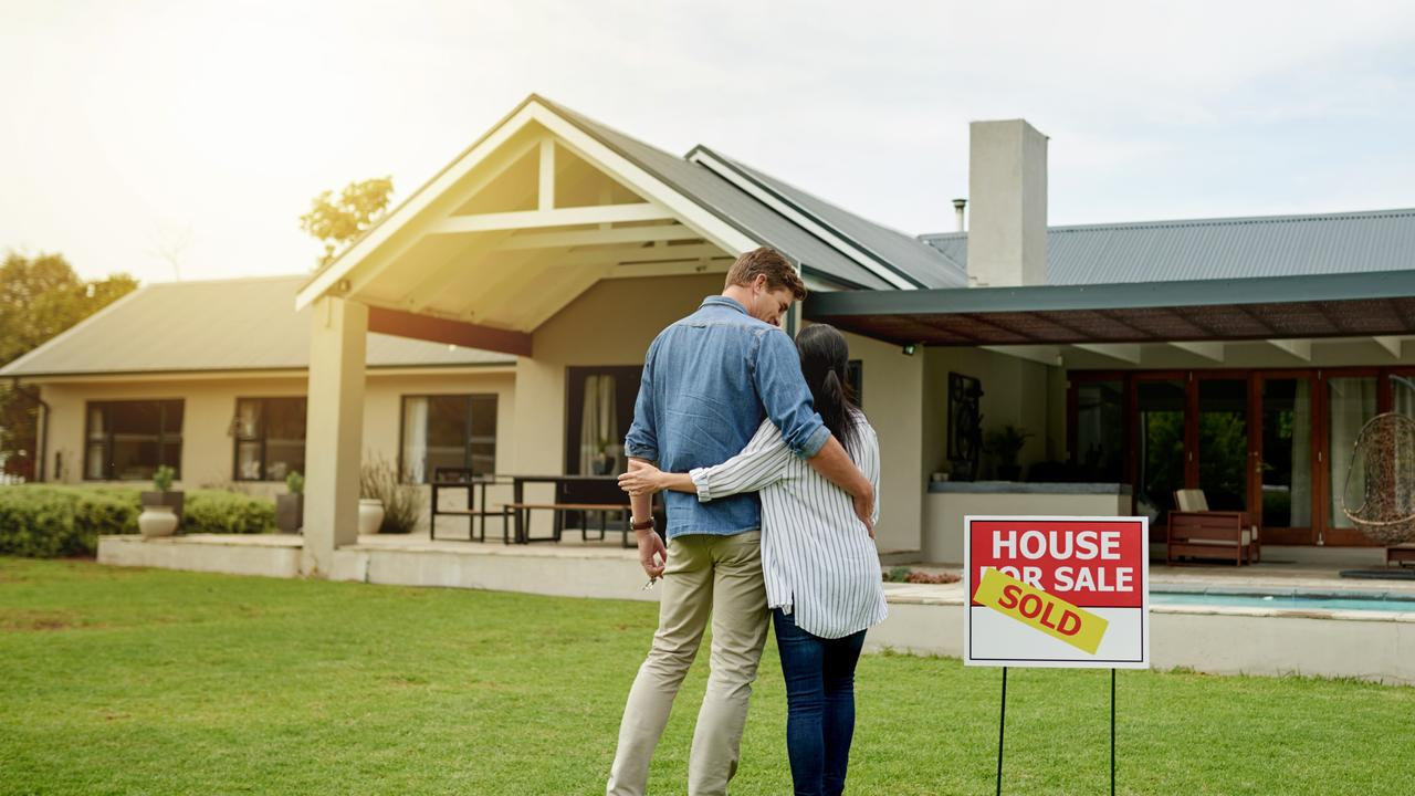 Real estate agents are modifying their operations after open homes and in-room auctions were banned. Picture: iSTOCK