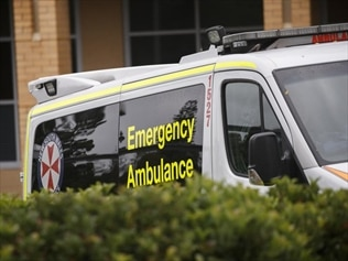 A NSW ambulance