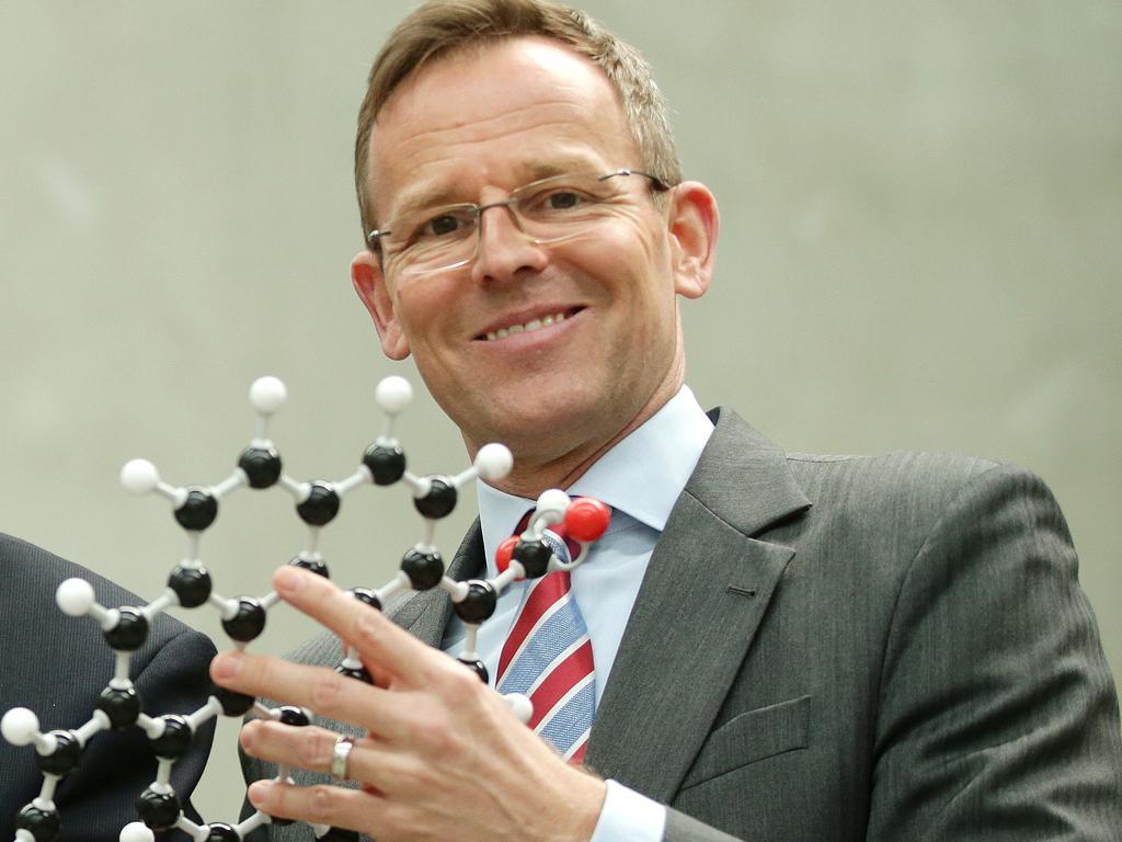 AMGC managing director Dr Jens Goennemann. Picture: Alison Wynd