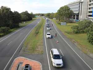 QLD border road blocks