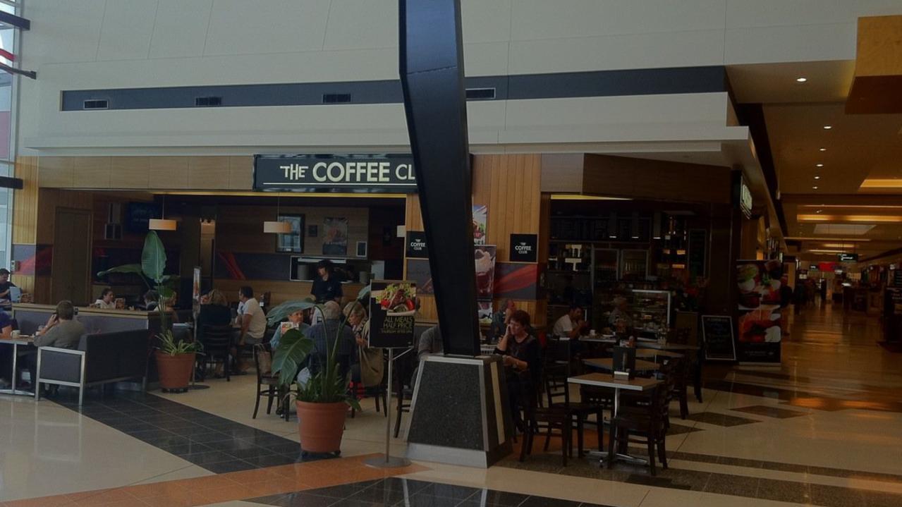 Coffee Club Stockland