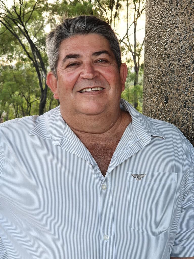 Gladstone Regional Council election candidate Mick McAullay.