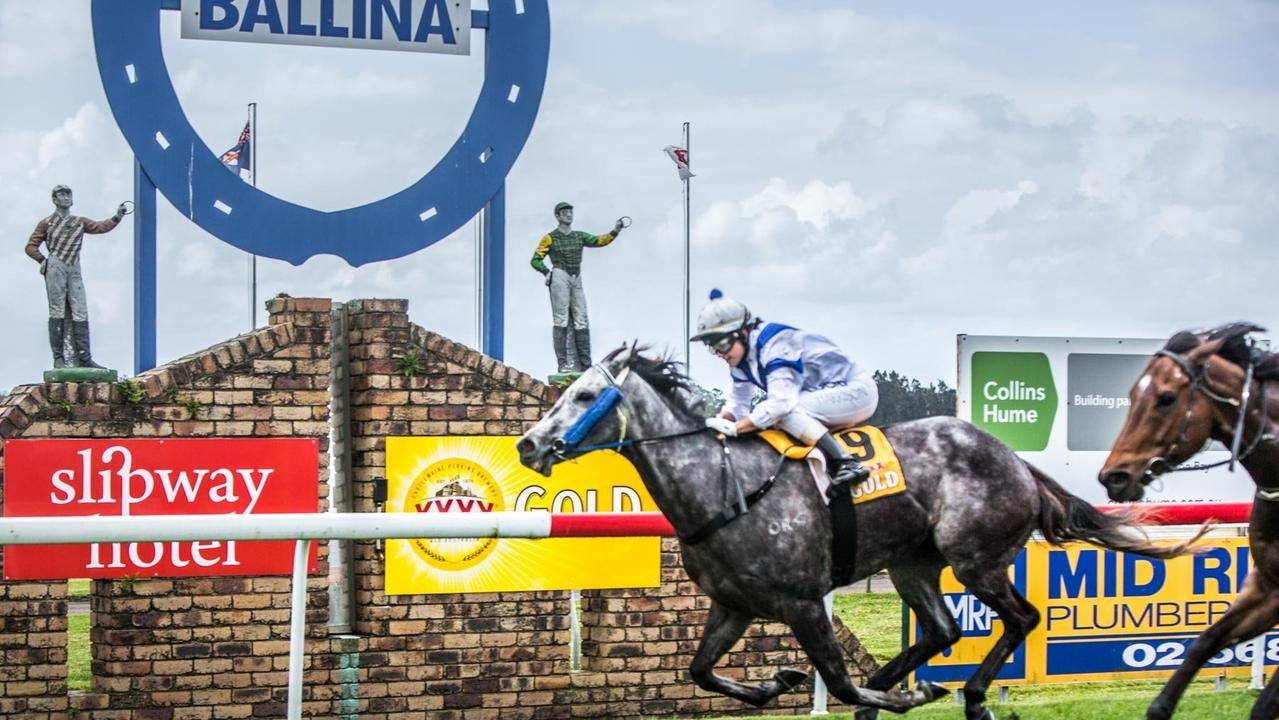 Ballina Jockey Club is operating under strict guidelines from Racing NSW. Photo file.