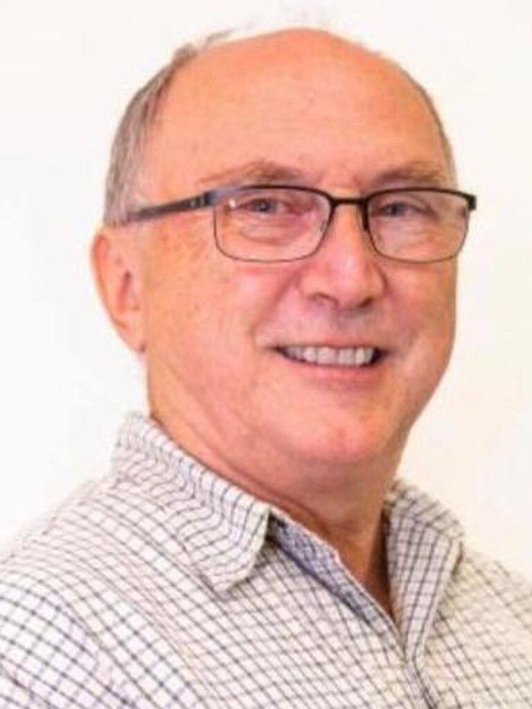 Gladstone Regional Council candidate Gordon Earnshaw.