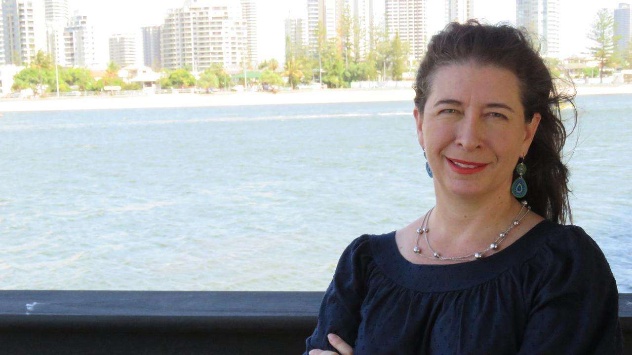 Senator Susan McDonald.