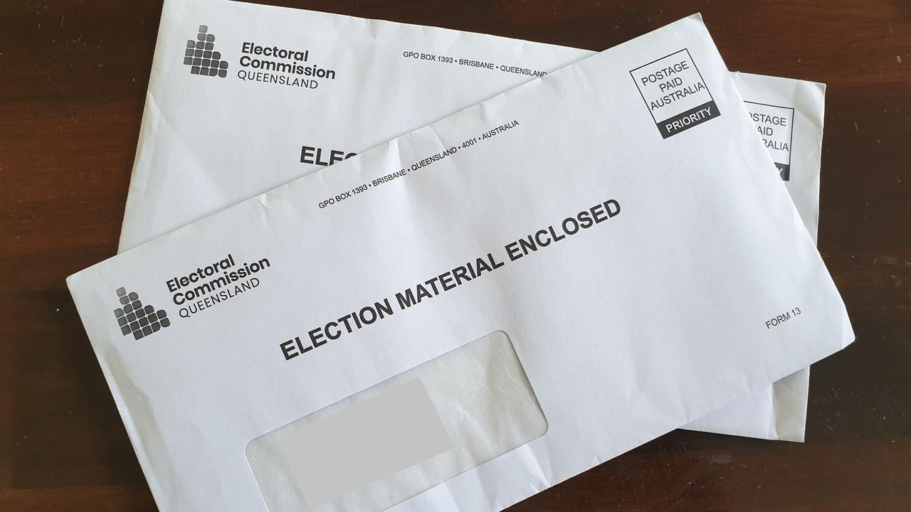 About 570,000 people applied for a postal vote for the 2020 Local Government Elections on March 26.
